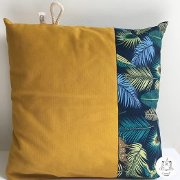 coussin TIM jungle